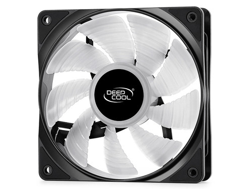 Deepcool RF120 3 In 1 Customisable RGB LED Fans, 120mm (3-Pack)