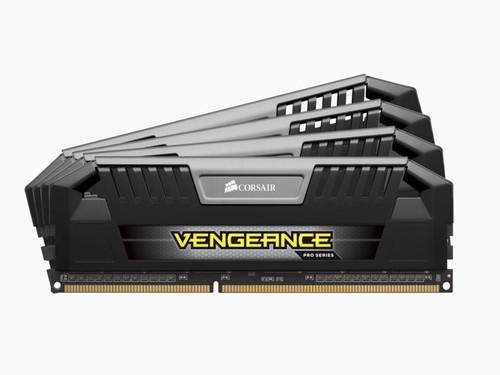 Corsair Vengeance Pro 32GB (4x8GB) DDR3 1600MHz C9 Desktop Gaming Memo