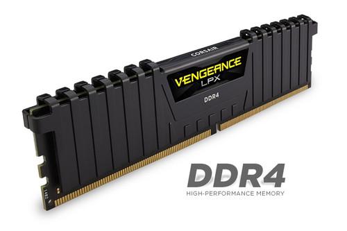 Corsair Vengeance LPX 8GB (1x8GB) DDR4 2400MHz 1.2V C14 14-16-16-31 Bl