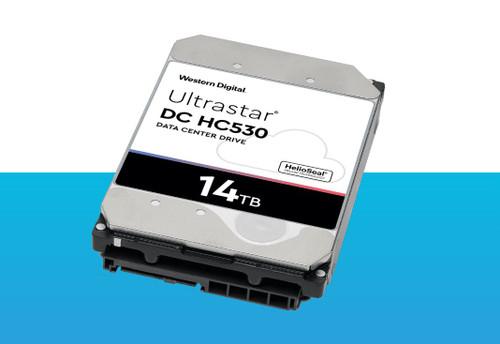 WD 14TB Ultrastar Enterprise 3.5' SAS 512e SE P3 DC, 256MB Cache, HC53