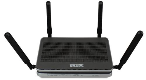 Billion BIPAC8900AX-2400 AC 2400Mpbs 3G/4G LTE VDSL2 ADSL2+ VPN Firewa