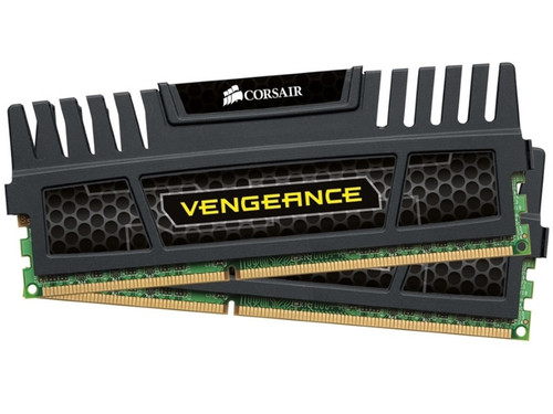 Corsair Vengeance 16GB (2x8GB) DDR3 1600MHz C9 Desktop Gaming Memory B