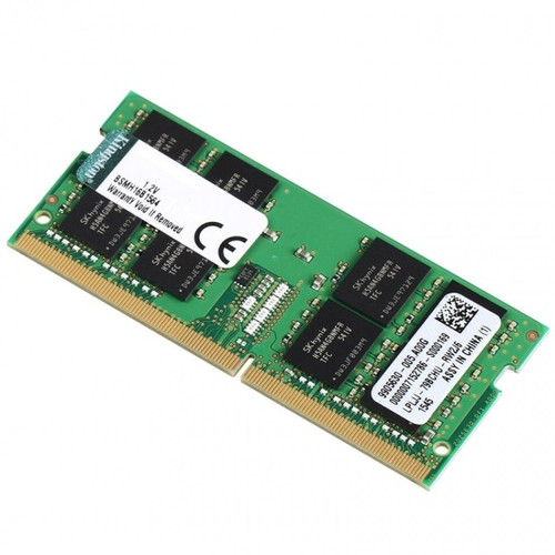 Kingston 8GB (1x8GB) DDR4 SODIMM 2400MHz CL17 1.2V Unbuffered ValueRAM