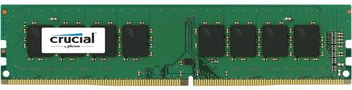 Crucial 8GB (1x8GB) DDR4 UDIMM 2666MHz CL19 Single Stick Desktop PC Me