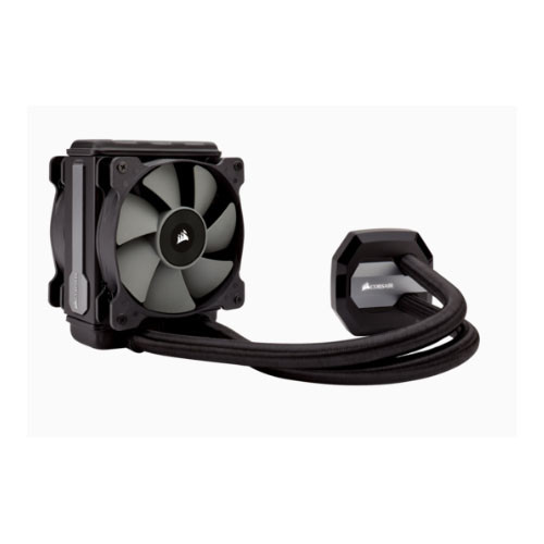 Corsair H80i v2 120mm Liquid CPU Cooler Multi-Socket CPU 2x Fans. Inte