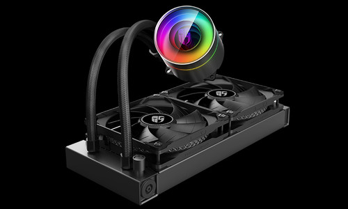 Deepcool CASTLE 240EX  CPU Liquid Cooler