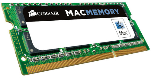 Corsair 8GB (1x8GB) DDR3L SODIMM 1600MHz 1.35V Memory for MAC Notebook