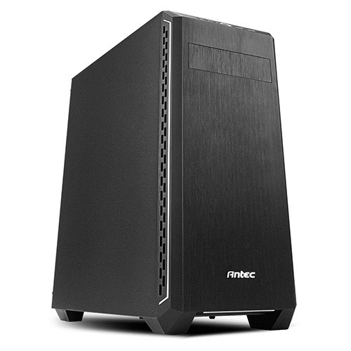 Antec P7 Silent with Sound Dampening ATX Case. External 5.25' x 1, Int