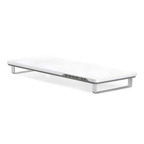 Deepcool M-Desk F1 Monitor Stand Up To 27' & 10kg W/ Audio & 4x USB