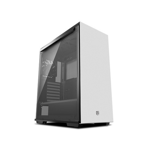 White Macube 310 Mid Tower Chassis