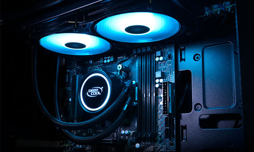 Deepcool Gammaxx L120 V2 RGB LED Liquid Cooler