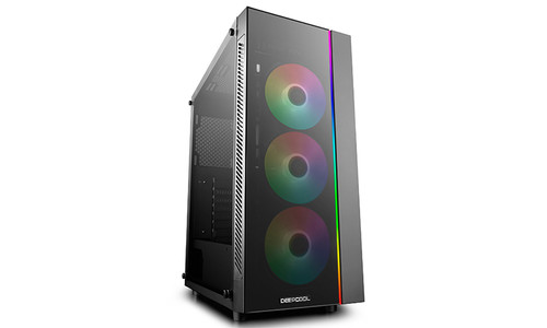 Deepcool MATREXX 50 ADD-RGB 3F MINIMALISTIC MID-TOWER CASE