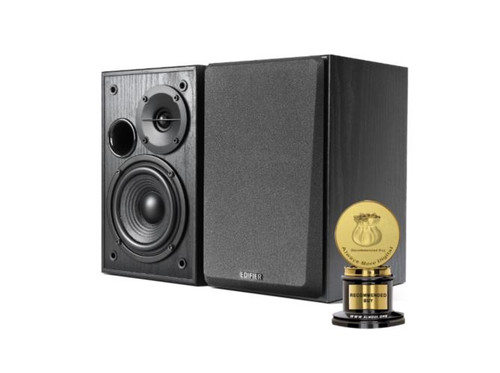 Edifier R1100 Active Studio Bookshelf Speaker Set - Classic Design
