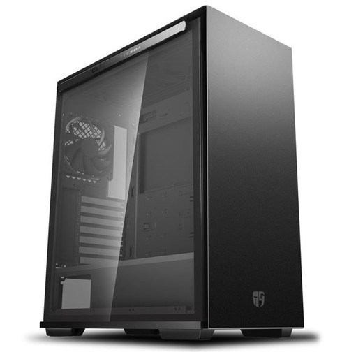 Deepcool MACUBE 310 BK Tempered Glass Case Black USB3.0*2, 7+2 SLOTS