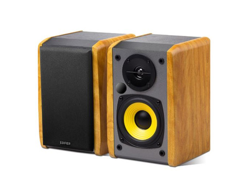 Edifier R1010BT - 2.0 Lifestyle Bookshelf Bluetooth Studio Speakers