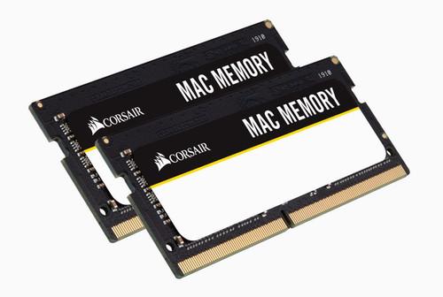 Corsair 16GB (2x8GB) DDR4 SODIMM 2666MHz 1.2V Memory for Mac Memory RA
