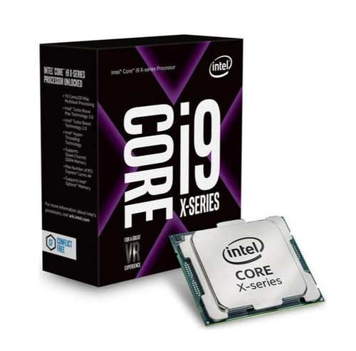 New Intel Core i9-10940X CPU 3.3GHz (4.6GHz Turbo) LGA2066 X Series 10