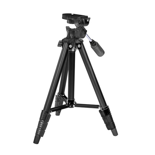 Brateck Professional Travel Tripod Digital Camera Camcorder Video Tilt