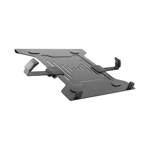 Brateck STEEL LAPTOP HOLDER Fits10'-15.6' for most desk mounts with st