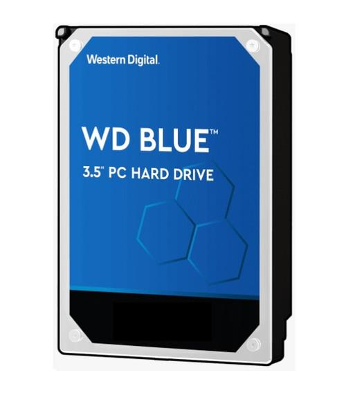Western Digital WD Blue 6TB SATA3 256MB 3.5' 5400RPM 6Gb/s HDD
