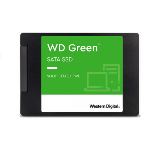 Western Digital WD Green 1TB 2.5' 3D NAND SSD 7MM, 540/430 R/W, SATA