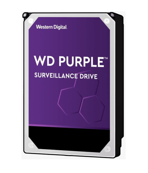Western Digital WD Purple 10TB Surveillance HDD 3.5' SATA3 6Gb/s 5400R