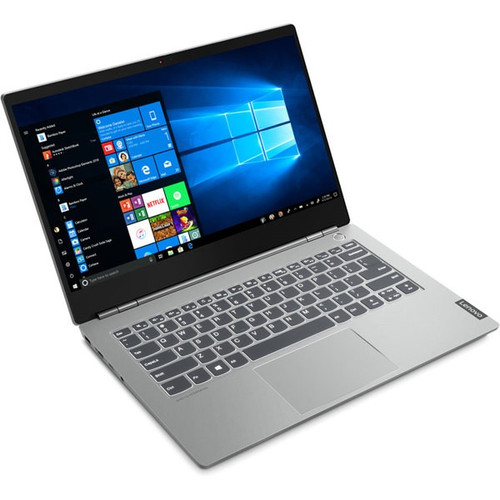 LENOVO ThinkBook 14 14' FHD IPS i5-10210U 8GB 256GB SSD WIN10 PRO Fingerprint Backlit 3CELL 9hrs 1.5kg 1YR WTY W10P Notebook (20RV00C0AU)
