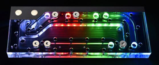 Lian Li O11D-DPG1 Distro-Plate G1 Designed By EKWB With DDC 3.1 Pump