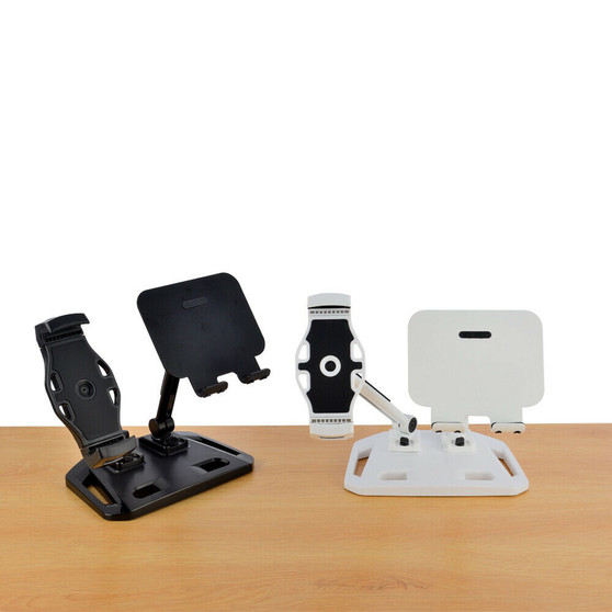 BlueEye Universal and Adjustable Double Arm Stand Holder