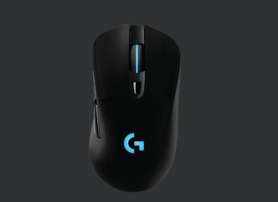 Logitech G703 HERO LIGHTSPEED Wireless Gaming Mouse 6 Programmable But