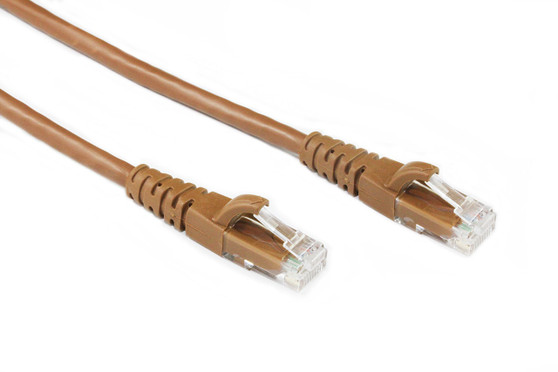 2M Brown CAT6 UTP Cable