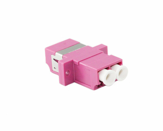 OM4 LC to LC Coupler/ Adaptor