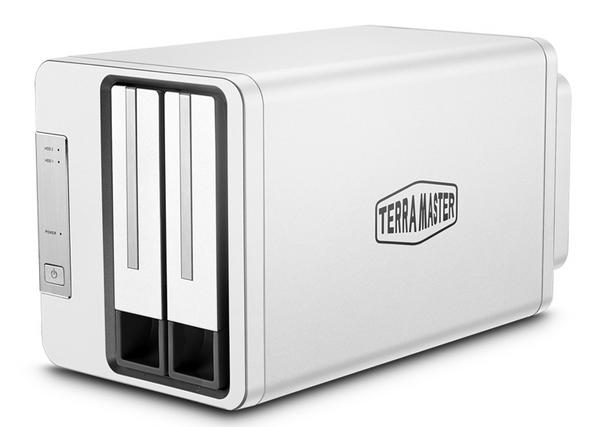 TerraMaster D2-310 2-disk RAID Drive Box (USB-C)