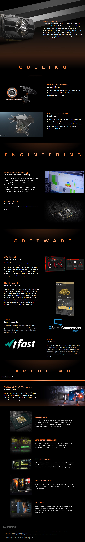 Asus nVidia PH-GTX1650-O4G Phoenix GeForce GTX 1650 OC Edition 4G GDDR