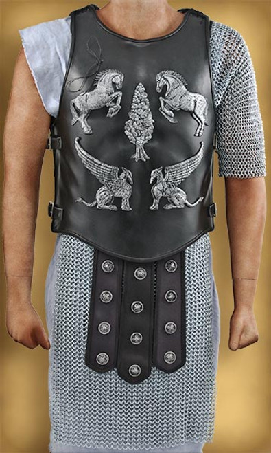 Gladiator Maximus Chain Maile Battle of Carthage Cuirass