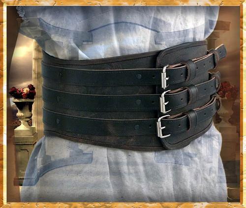 Gladiator Kidney Belt | Leather Armor