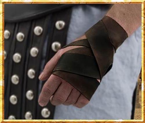 Gladiator Wrist Wrap