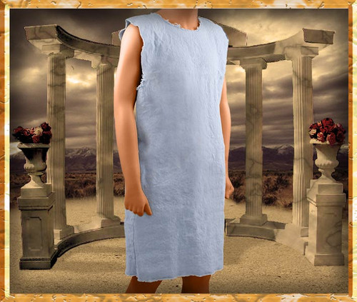 Roman Gladiator Tunic | Blue