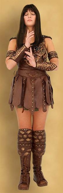 Xena Complete Costume