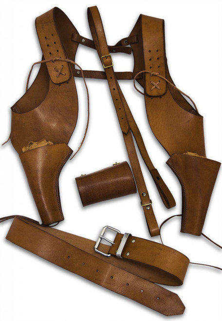 Rick O'Connell Holster Rig Set