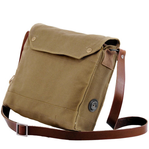 "Add a leather strap to our ""Indiana Jones"" replica bag for a ready-to-wear solution!"