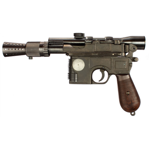 Han Solo DL-44 Complete Blaster, Factory New Finish