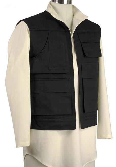 Han Solo Vest & Shirt Combo