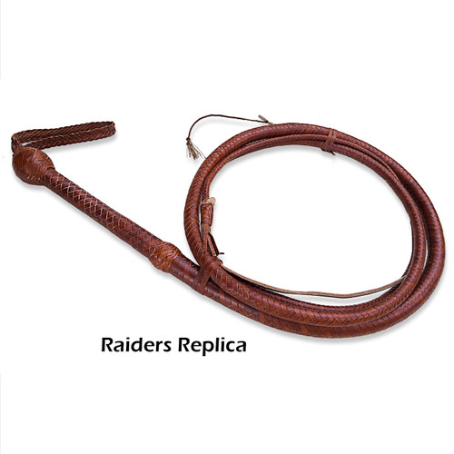 Indiana Jones Bullwhip | Original Raiders Bull Whip