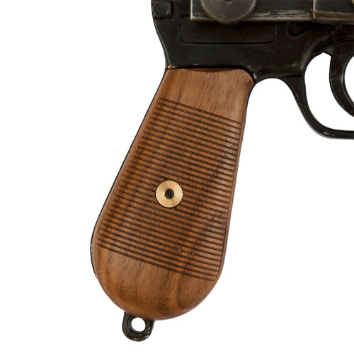 Han Solo DL-44 Blaster Wooden Replacement Grips