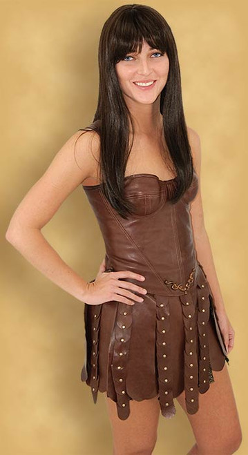 Warrior Princess Xena Custom Dress