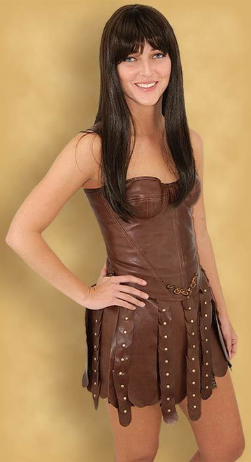 Xena Costume Dress Pattern
