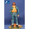 PJ Productions RAF WWII fighter pilot standing Figures 1:24