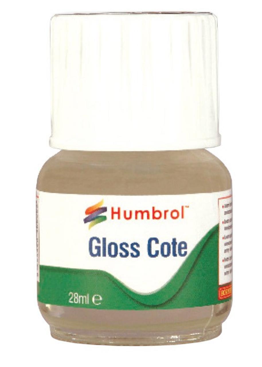 Humbrol AC5501 Modelcote Gloss Cote 28ml