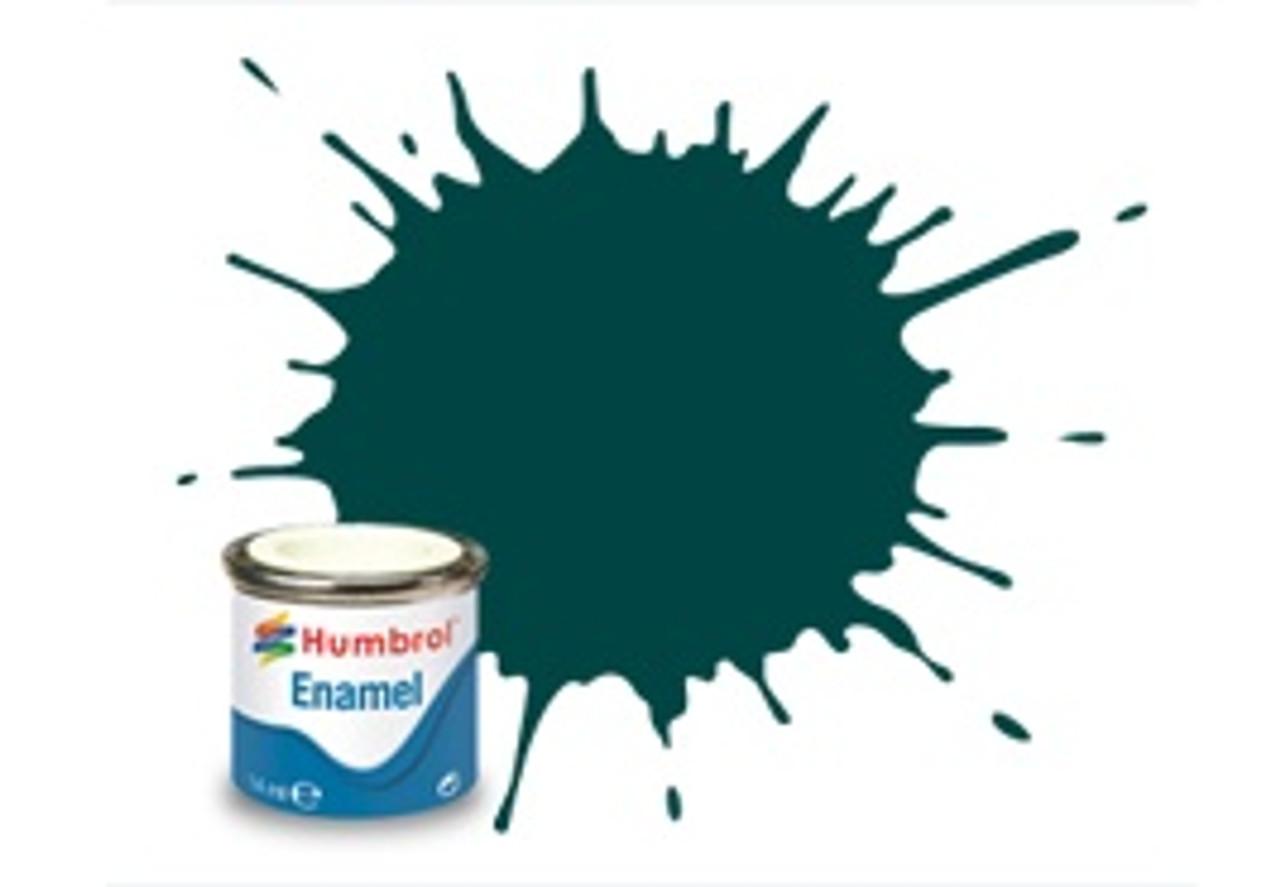 Humbrol Enamel Paint 239 British Racing Green